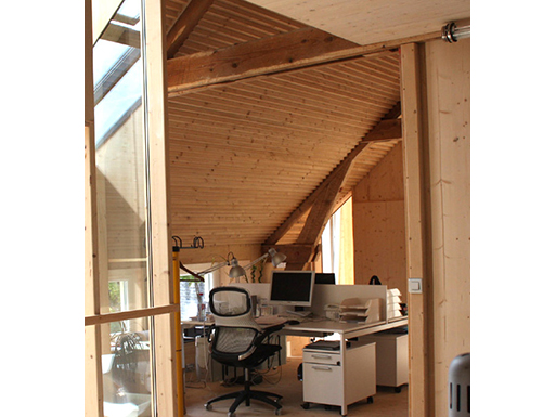 Projet de rénovation écologique d'une ancienne usine, Guérande 44