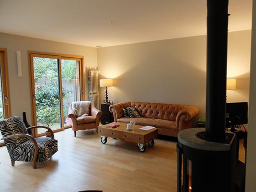 Rénovation écologique d'une maison de 1960 à Nantes