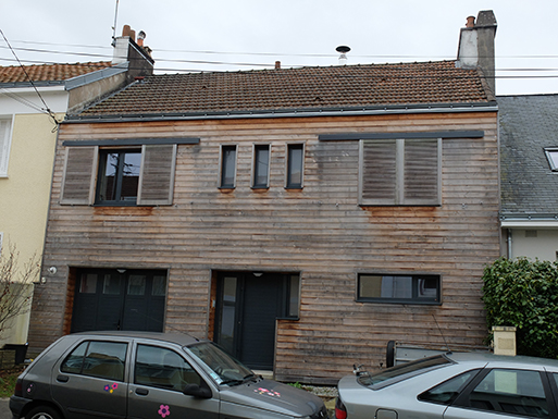 Maison nantes st f lix architecte co construction for Cout renovation longere