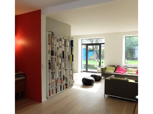 Rénovation thermique maison à Nantes