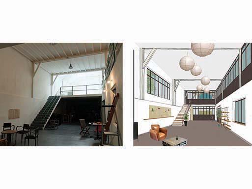 Rénovation écologique d'un ancien cinéma, Nantes