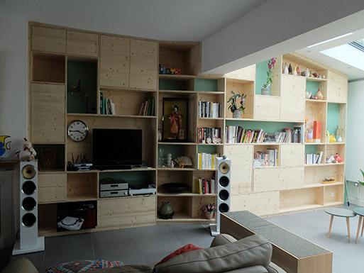 Maison au vert Sait Félix Nantes