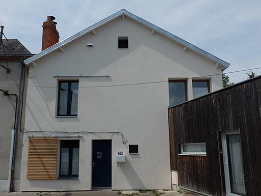 25 Maison Nantes Sèvre