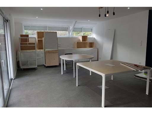 Aménagement bureaux Ile de Nantes