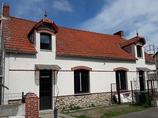 Rénovation maison Carquefou